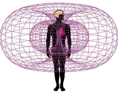 Toroidal energy of the heart
